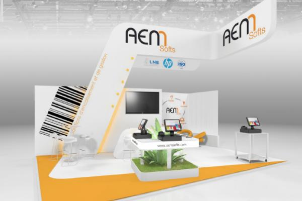 AEM Softs en pole position sur le prochain salon Natexpo !